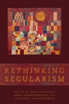 Rethinking Secularism cover