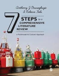 7 Steps to a Literature Review cover