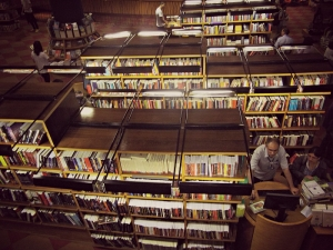 Sao Paulo bookshop