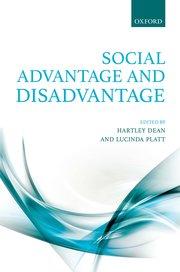 Social Advantage and Disadvantage cover