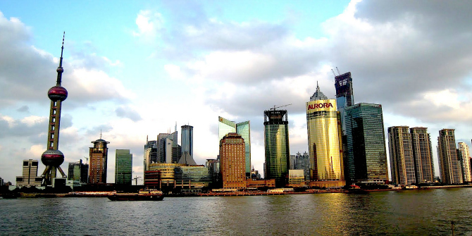 Chinese Economic Statecraft image