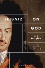 Leibniz A Reader
