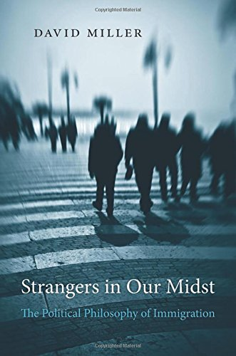 Strangers in Our Midst cover