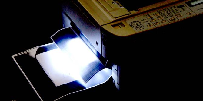 Xerography Image 3