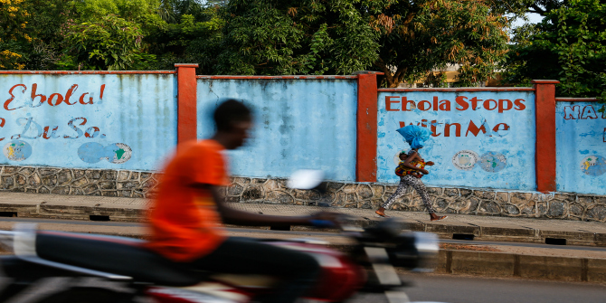 Book Review: Ebola: How A People's Science Helped End an Epidemic by Paul Richards