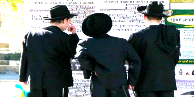 Book Review: Haredi Masculinities between the Yeshiva, the Army, Work and Politics: The Sage, the Warrior and the Entrepreneur by Yohai Hakak
