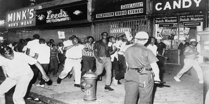 Book Review: In the Heat of the Summer: The New York Riots of 1964 and The War on Crime by Michael W. Flamm