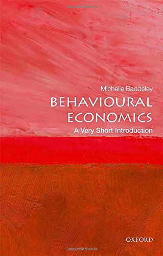 Book Review: Behavioural Economics: A Very Short Introduction by