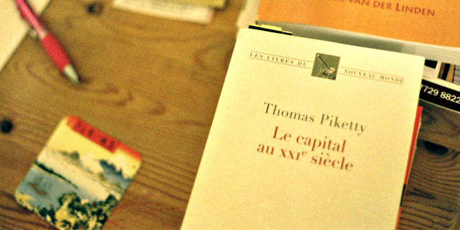 Book Review: After Piketty: The Agenda for Economics and Inequality edited by Heather Boushey, J. Bradford DeLong and Marshall Steinbaum