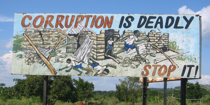 Book Review: Analysing Corruption: An Introduction by Dan Hough