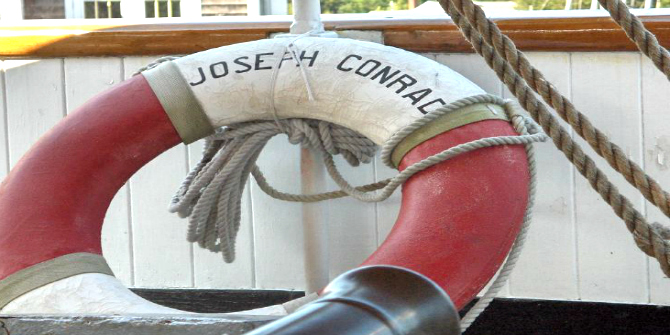Long Read Review: The Dawn Watch: Joseph Conrad in a Global World by Maya Jasanoff
