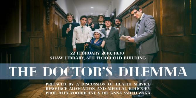 LSE Festival Beveridge 2.0 Preview: The Doctor's Dilemma