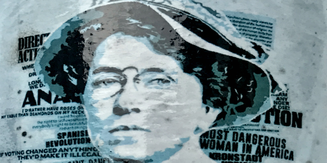 Author Interview: Considering Emma Goldman with Professor Clare Hemmings