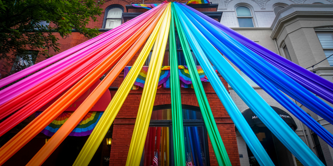Reading List: 6 Recommended LGBT+ Reads from LSE Spectrum