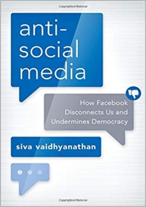 book review anti social media how facebook disconnects us and