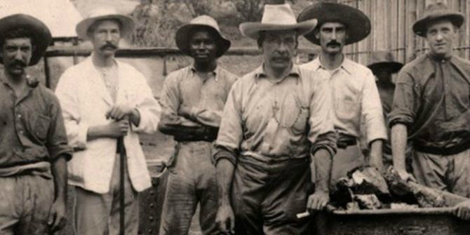 Book Review: Mediators: Contract Men and Colonial Capital: Mechanized Gold Mining in the Gold Coast Colony, 1879-1909 by Cassandra Mark-Thiesen