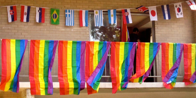 Feature Essay: Investigating LGBTQ+ Issues in Translation by Michela Baldo, Jonathan Evans and Ting Guo