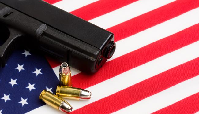 Mass gun violence and American gun policy