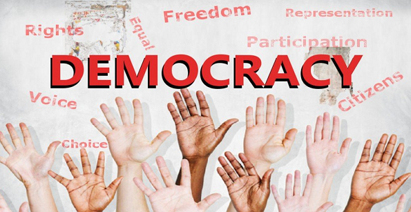 """Essay competition 2018 winner:  """"The cornerstone of democracy rests on the foundation of an educated electorate"""" – Thomas Jefferson"""