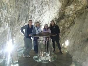 Dubrovnik's famous cave bar