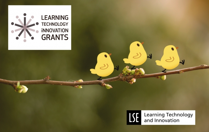 Introducing the LTI grants and ideas for applications