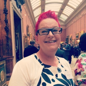 sue black buckingham palace