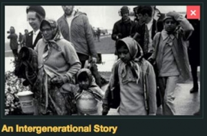 An intergenerational story