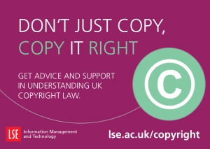 Don't just copy - copy it right