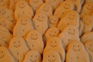 I've got a clan of gingerbread men by Poppy on Flickr_z