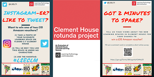 From interviews to Instagram, how did we engage students in the evaluation of Clement House?