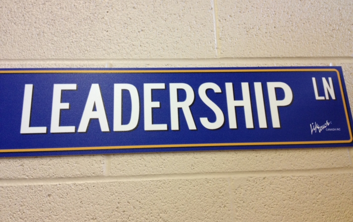 Leadership development: one size does not fit all