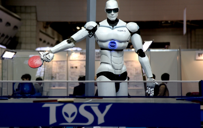 Will robots really take over our jobs?