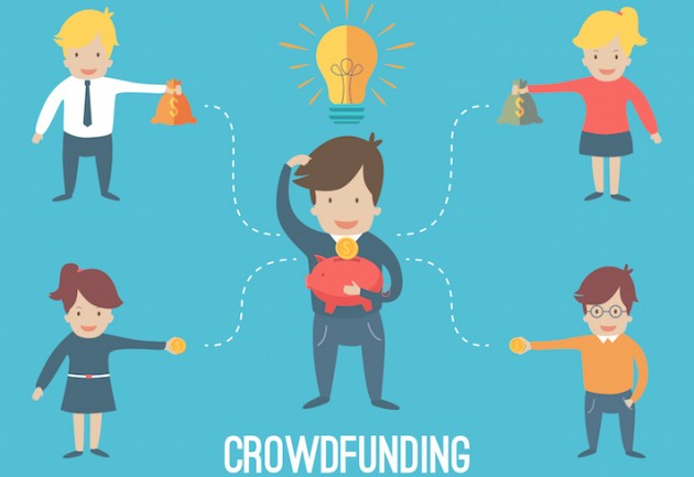 Can crowdfunding solve market failures?