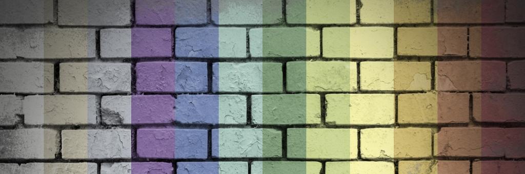 LGBT colours