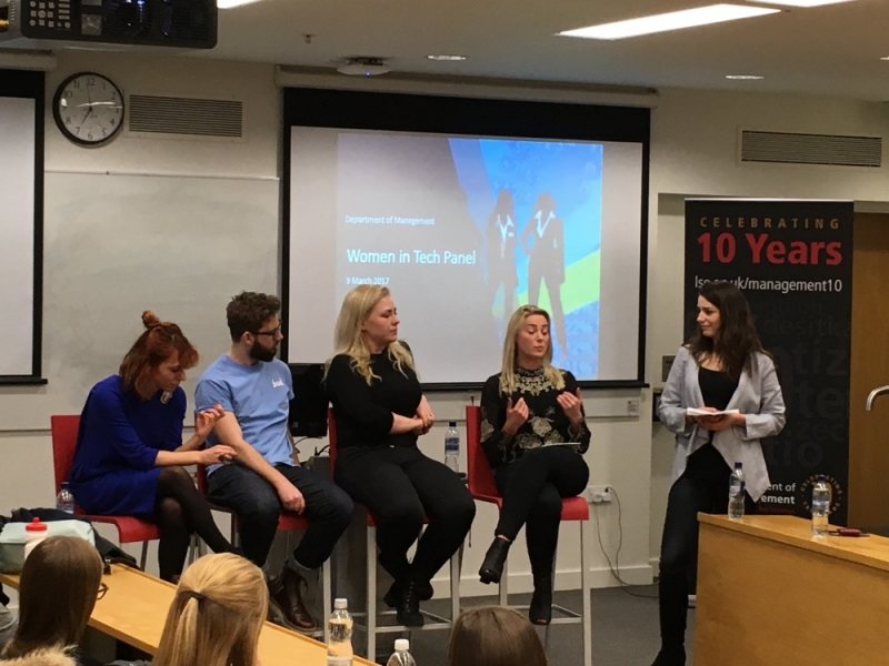 Why we need more women in technology | LSE Management