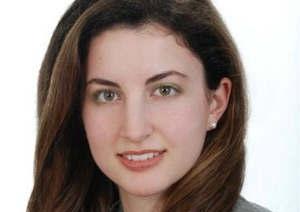 Alum of the month: Elina Seimanidou