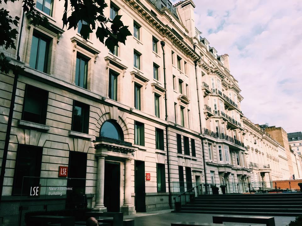 LSE New Academic Building