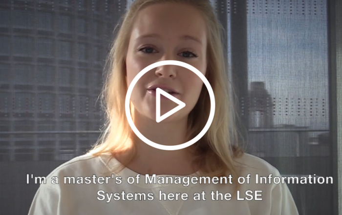 Welcome tips for your first week at LSE Management
