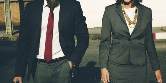Women are less satisfied than men after promotion to managerial positions