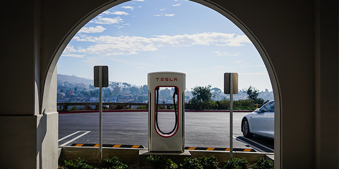 How Tesla is changing product life cycle in the car industry