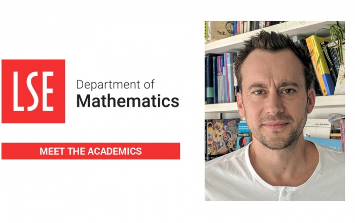 Meet the Academics: Andrew Lewis-Pye