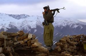 PKK Fighter