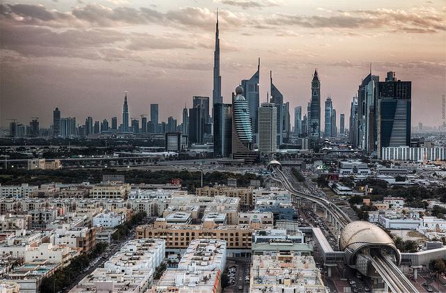 Dubai, UAE, 2014, copyright  Paolo Margari, source: flickr.com