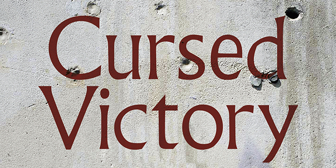 Book Review – Cursed Victory: A History of Israel and the Occupied Territories