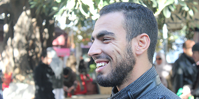 Ahmad: Narrative of a Tunisian Salafist