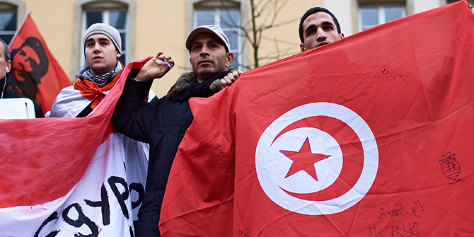 Explaining Democratic Divergence: Why Tunisia has Succeeded and Egypt has Failed