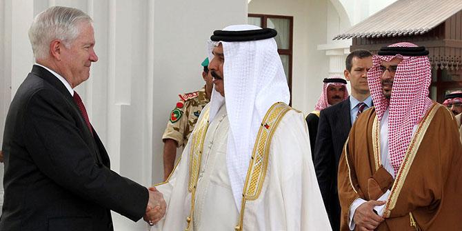 US Secretary of Defense visit to Bahrain