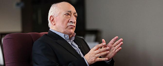 Fethullah Gulen. Source:  en.fgulen.com