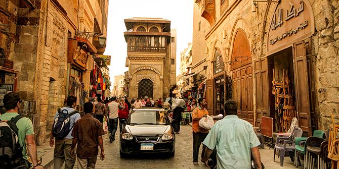 copyright Pablo Pecora, Cairo. Source: flickr.com