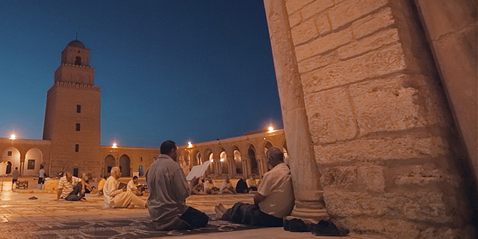 Great Mosque of Kairouan, copyright Momin Bannani, flickr.com